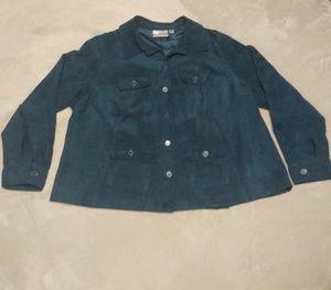 Turquoise Studio Works Jacket